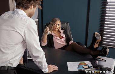 Alison Avery, Michael Vegas – Fill My Quota – Dicke Titten bei der Arbeit (Brazzers)