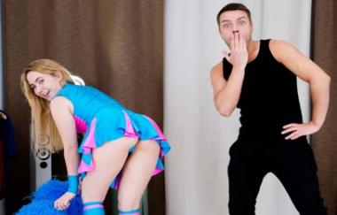 Bella Mur, Ben – Cheerleader-Training – Analteenangels (21Sextury)