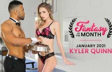 Kyler Quinn, Troy Francisco – Januar 2021 Fantasie des Monats – Nubilefilme (NubilesNetwork)